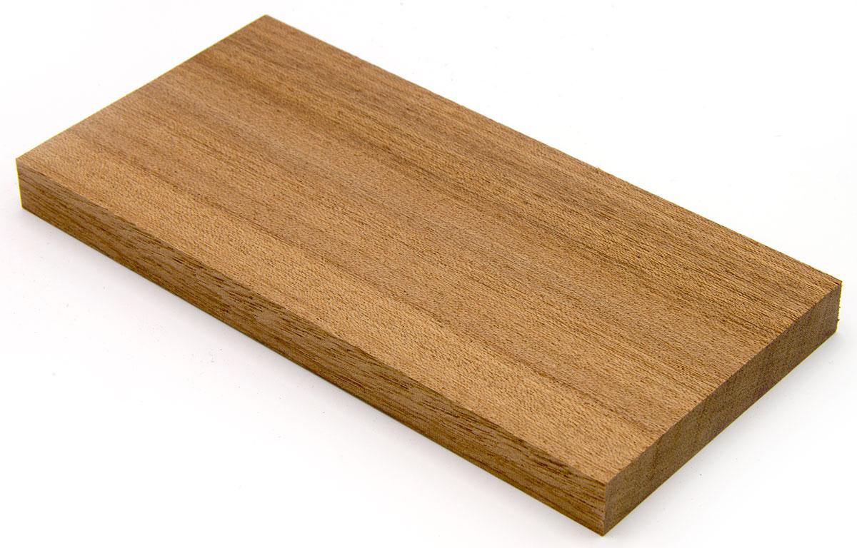 Sapele Hardwood Sample 1 2 X3 X6 Woodworkers Source