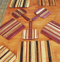 Cutting Board Woods Woodworkers Source