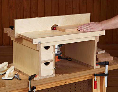 Flip top benchtop router table woodworking plan woodworkers source flip top benchtop router table woodworking plan greentooth Choice Image