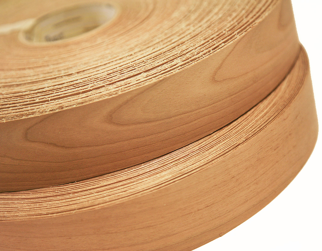 Cherry Wood Edge Tape 2 X 25 Roll Woodworkers Source