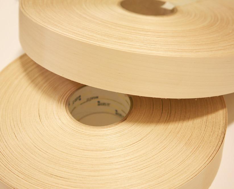 Maple Wood Edge Tape: 2