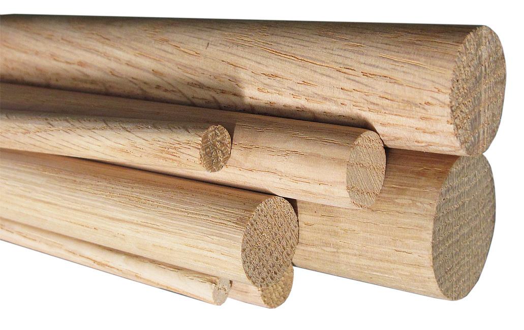 Red Oak Dowel Rod 3 8 Woodworkers Source