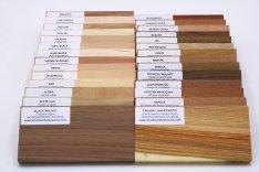 Hardwood Samples Woodworkers Source