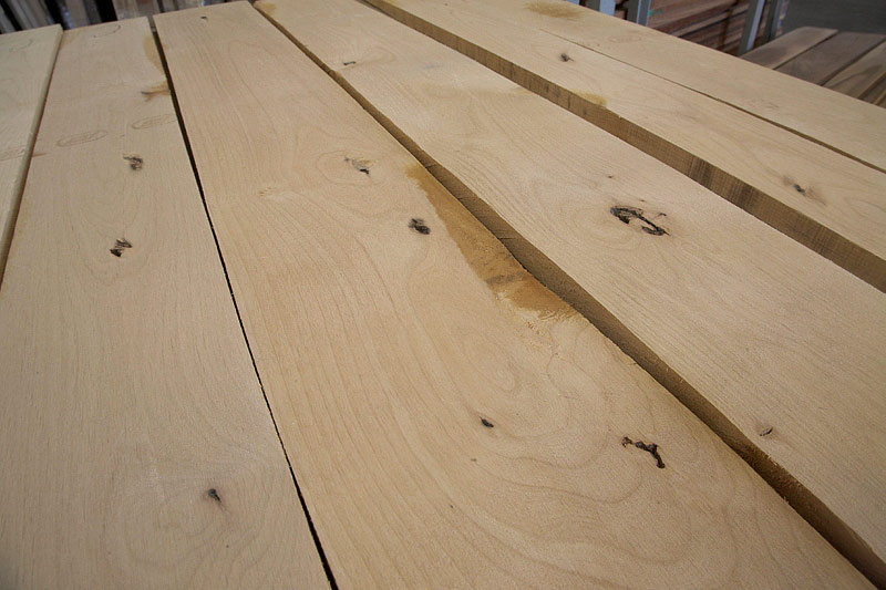 1/2 Knotty Alder Plywood