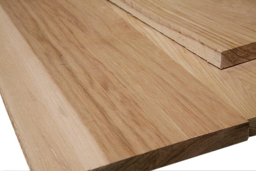 Hickory 4 Lumber Random Widths Lengths