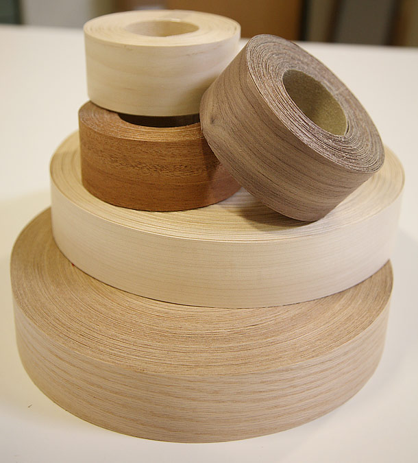 Pine Wood Edge Tape 2 X 25 Roll Woodworkers Source