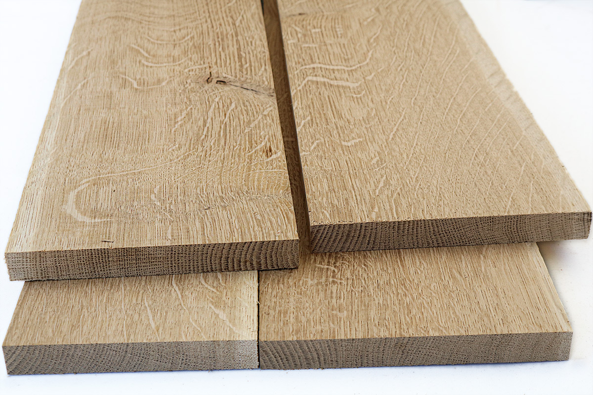 White Oak Quarter Sawn 8 4 Lumber Woodworkers Source