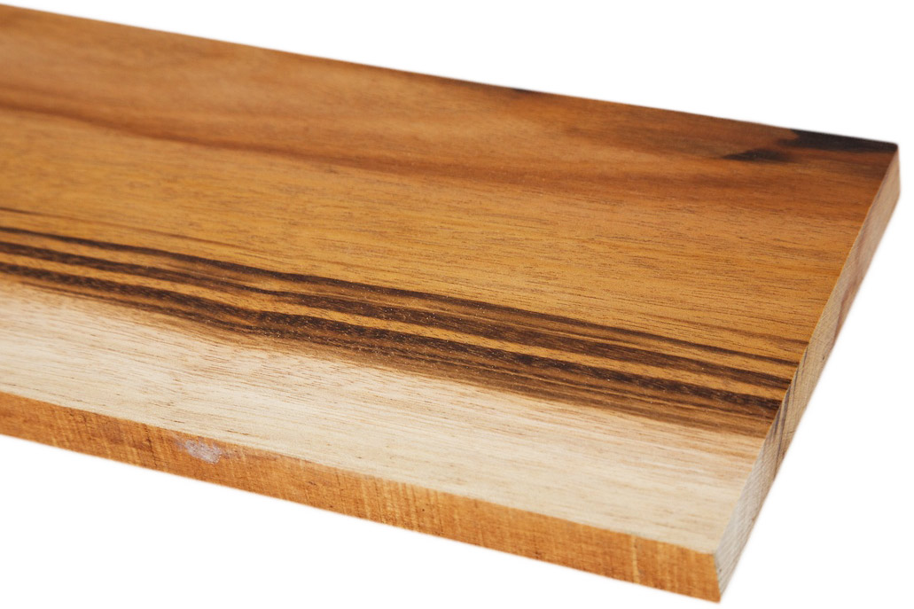 1 5 Thick Goncalo Alves Tigerwood Lumber