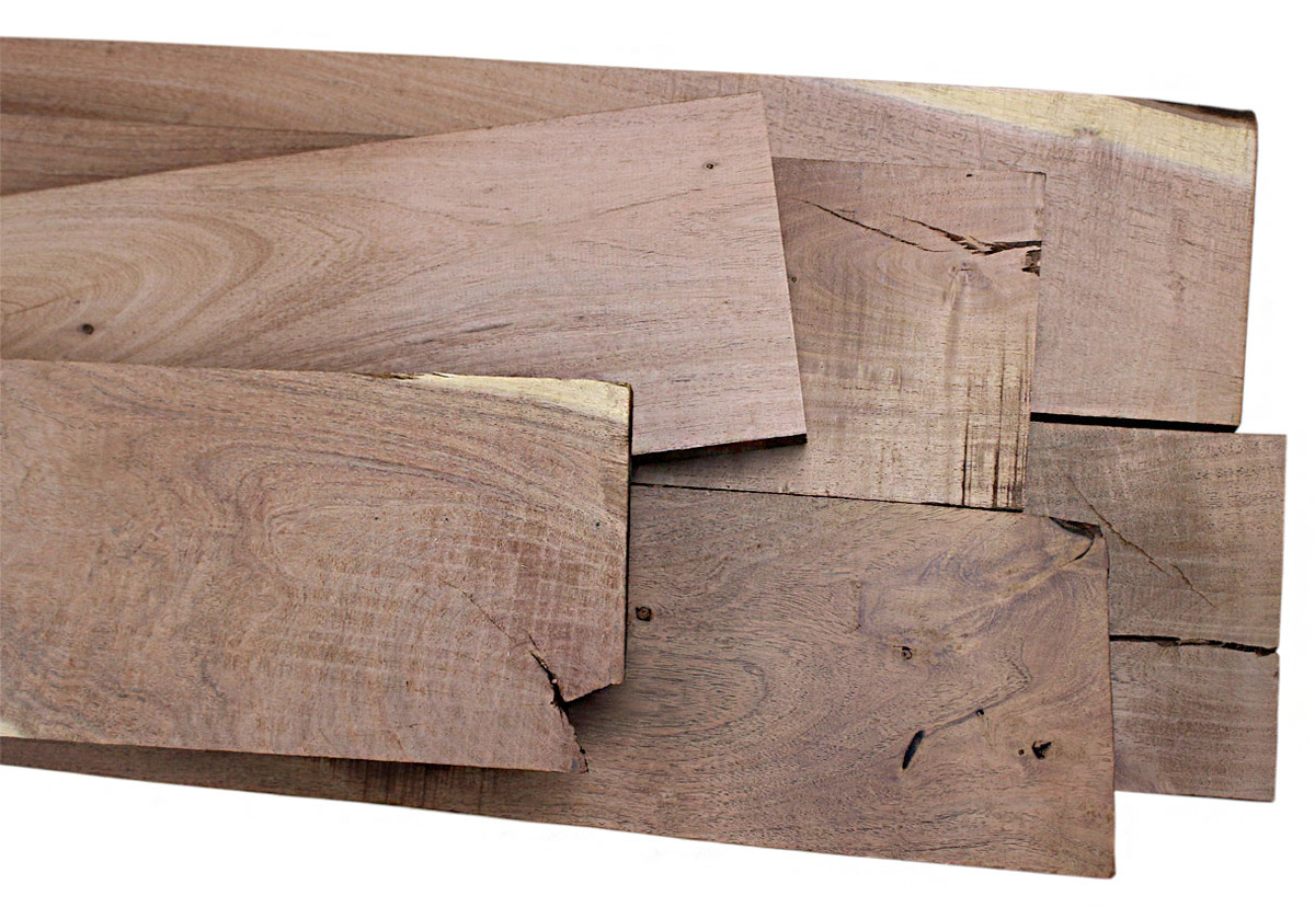 Mesquite 4/4 Craft Pack: 10 Board Feet