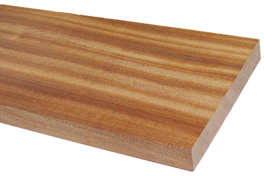Sapele Ribbon Stripe 4 4 Lumber Woodworkers Source