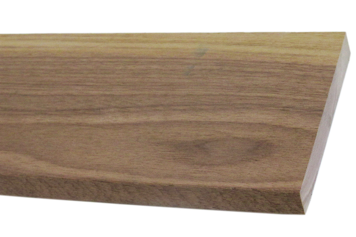 Walnut Black 4/4 Lumber - Woodworkers Source