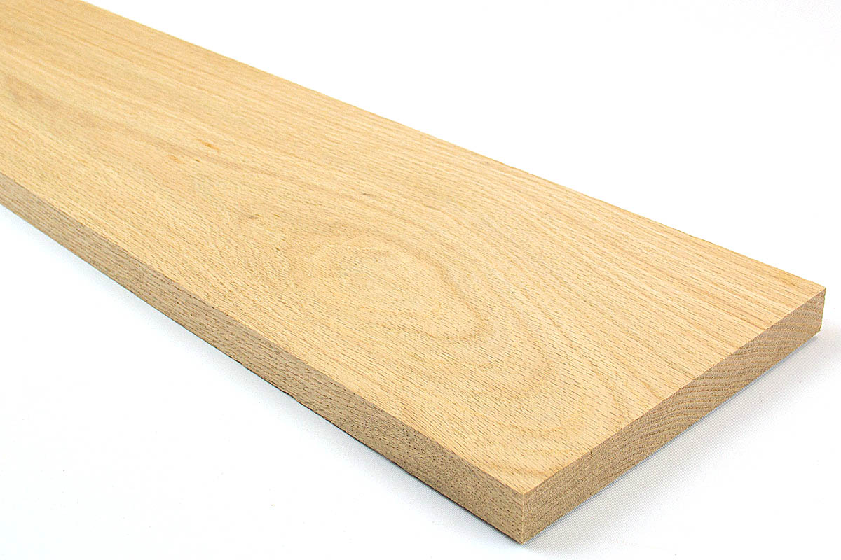 Red Oak 8/4 Lumber - Woodworkers Source